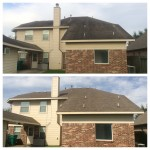 Roof Stain Removal The Woodlands Texas